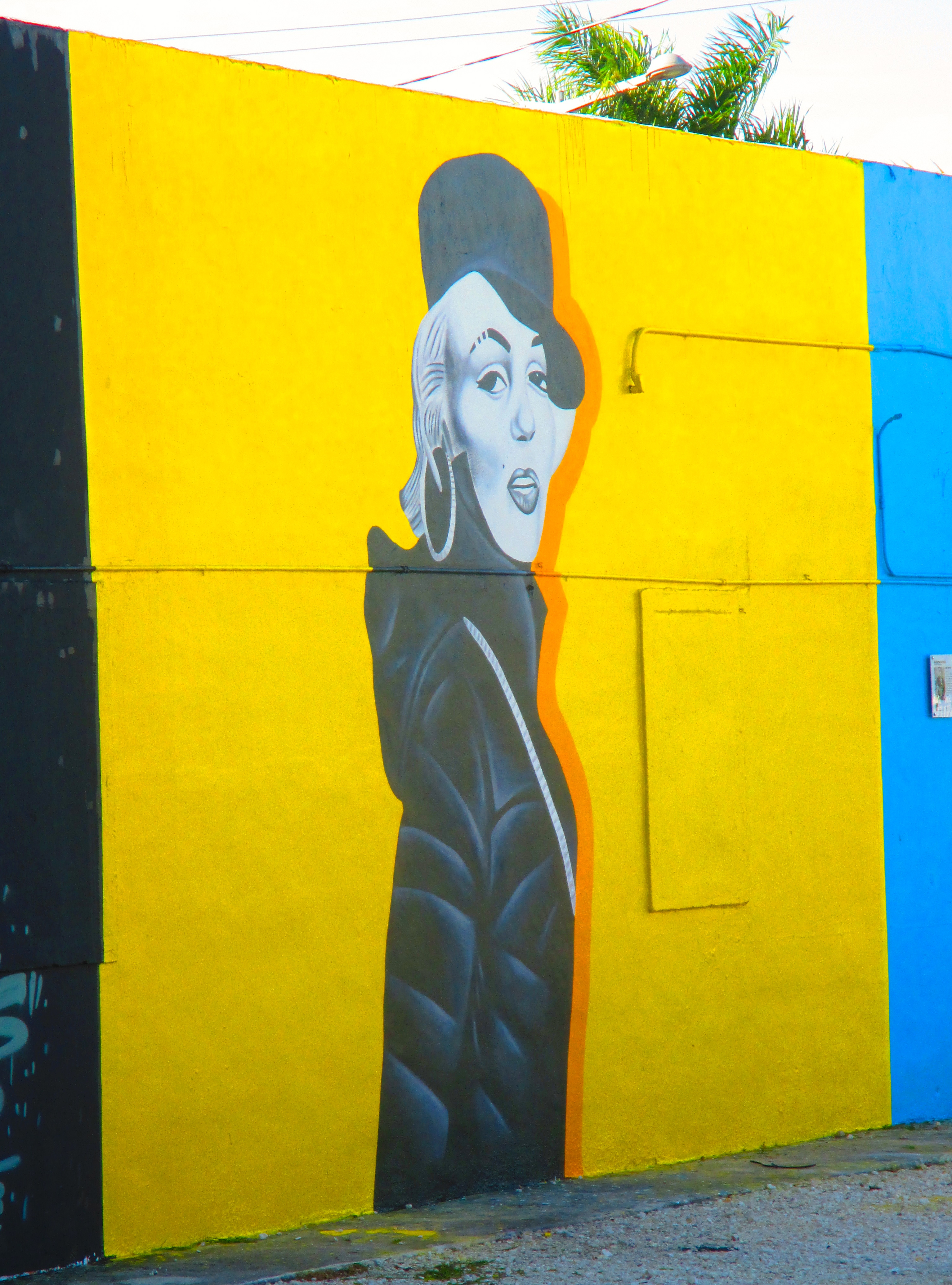 Road Trip! Wynwood Walls Miami! | ALI ROUND THE WORLD