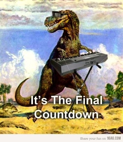 dinosaur,europe,finalcountdown,dinosaurs,funny,lol-762a77c914e27df755a886240043e40f_h