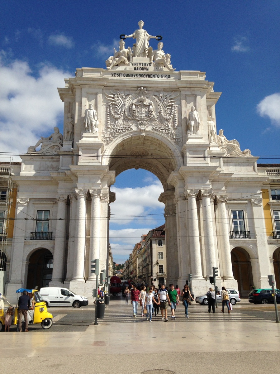 In Love With Lisbon!